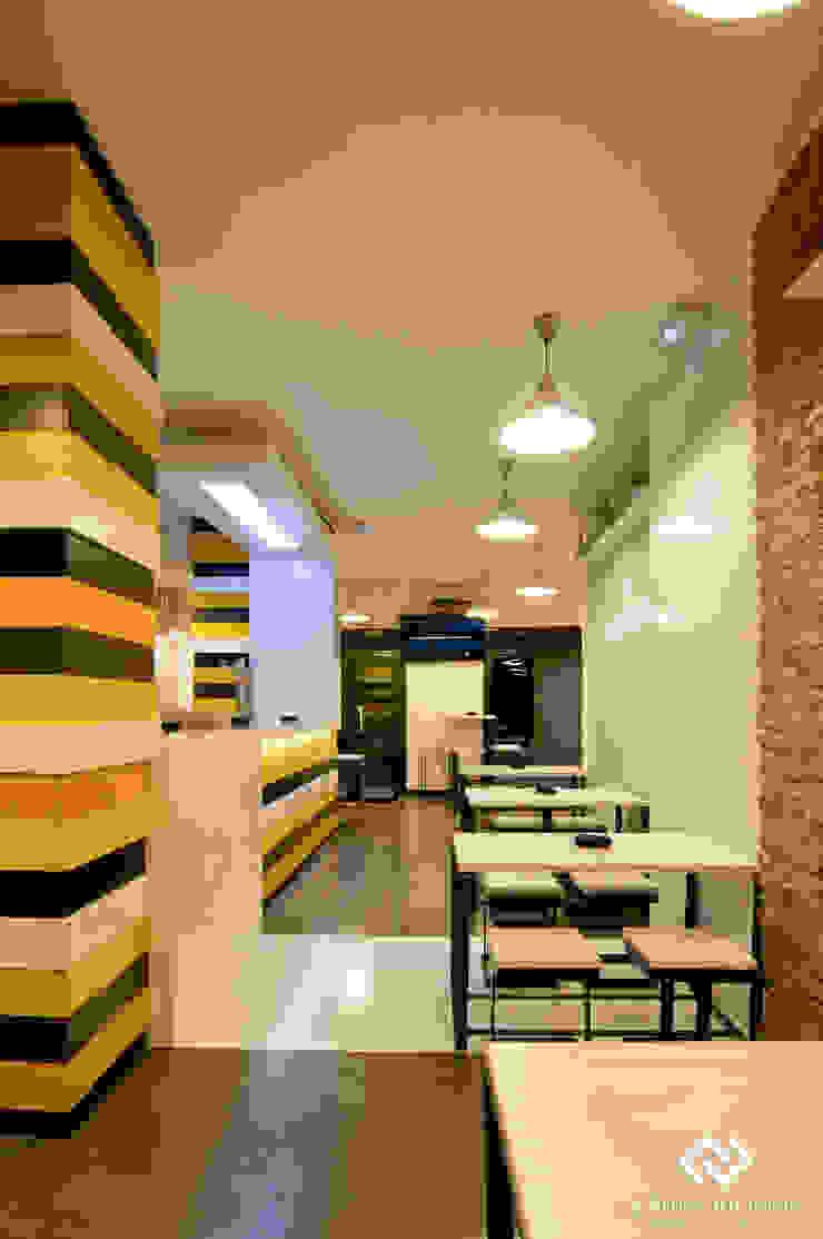 Modern gastronomy by C2INTERIORISTAS Modern