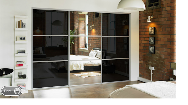 Mirror Sliding Doors de Wardrobe Design Online