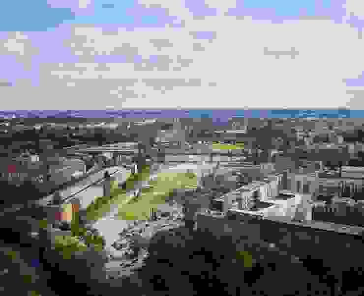 Park am Gleisdreieck Berlin Moderne Veranstaltungsorte von Atelier LOIDL Landschaftsarchitekten Modern