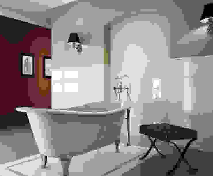 Baños de estilo  por Ceramiche Grazia