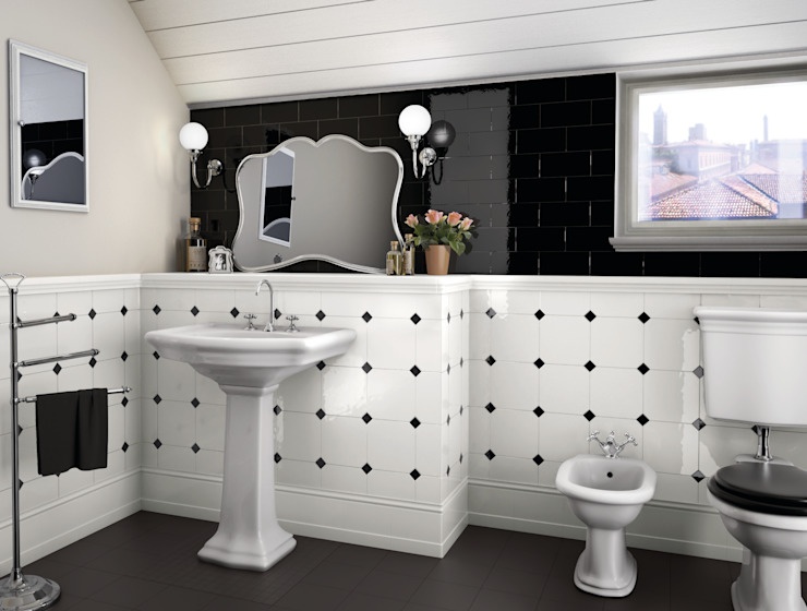 حمام تنفيذ Ceramiche Grazia