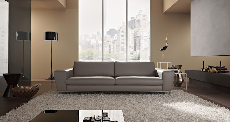 Sofá de diseño Ariel de Ámbar Muebles Moderno