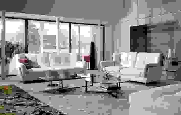 Sofá Moderno Glamour de Ámbar Muebles Moderno