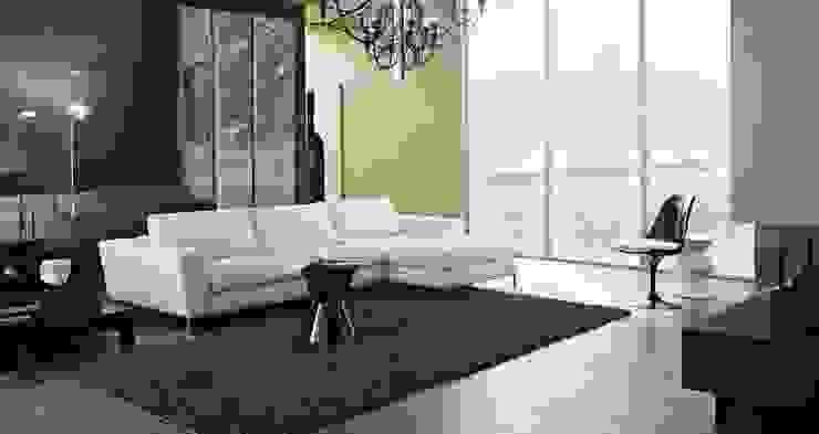 Sofá Chaise Longue Ariel de Ámbar Muebles Moderno