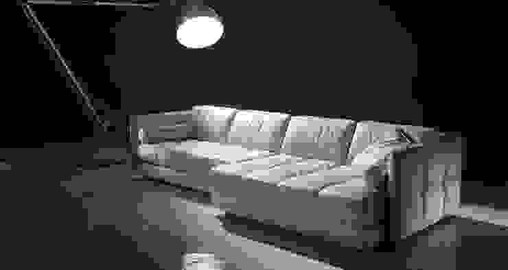 Sofá Chaise Longue Mood de Ámbar Muebles Moderno