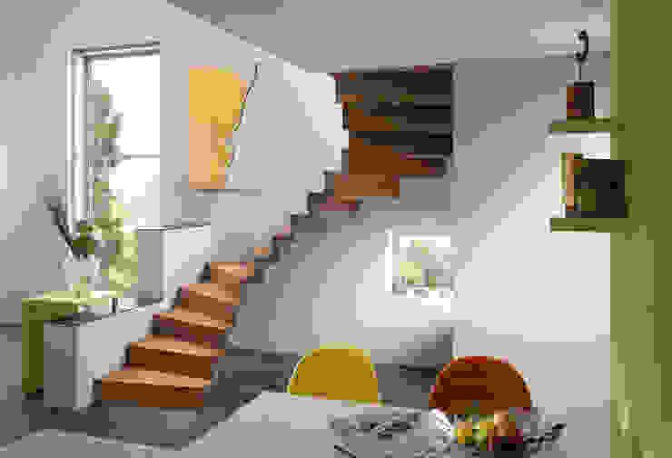 modern  by arcus Holztreppen, Modern