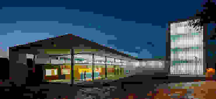 Teatro Municipal de Arahal de Estudio de Arquitectura Javier Terrados