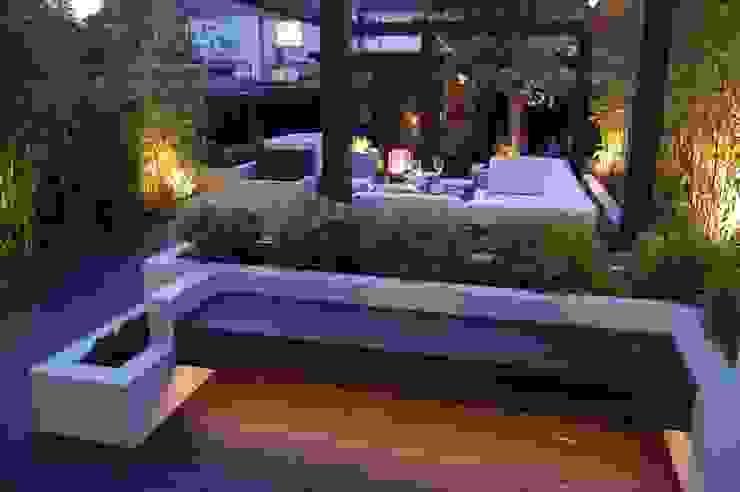 Garden in West London Modern garden by Paul Newman Landscapes Modern