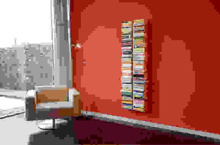 Bücherregal Booksbaum Radius Design WohnzimmerRegale