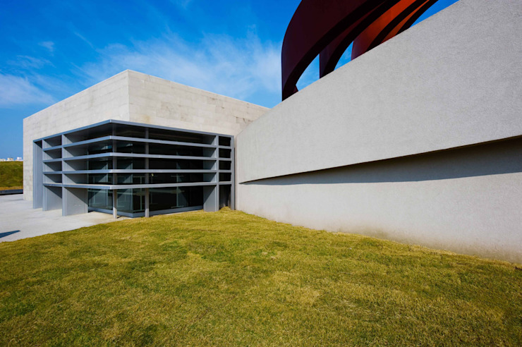 DMH Garden Modern museums by Ron Arad Architects Modern
