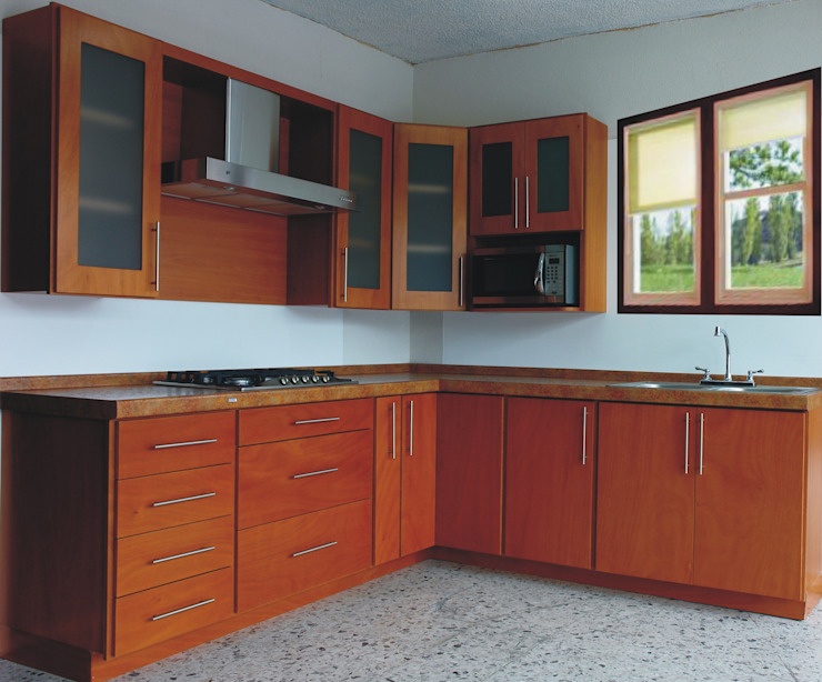 Cocina Avellana Cocinas modernas de Lapuerta Closet's y Cocinas Moderno