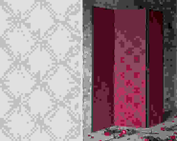 Papier peint Silk par Au Fil des Couleurs Classique