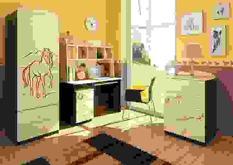 Modern Kid's Room by Möbelgeschäft MEBLIK Modern