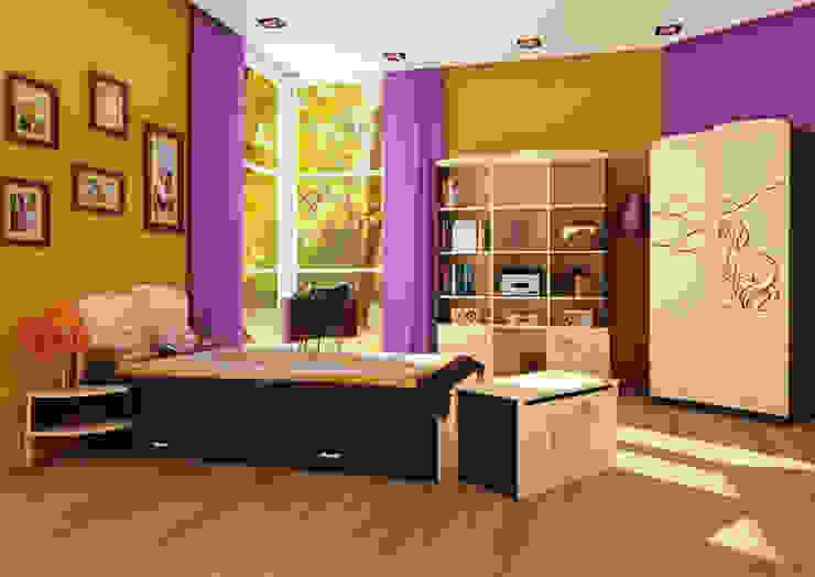 Kinderzimmer Mustang Moderne Kinderzimmer von Möbelgeschäft MEBLIK Modern