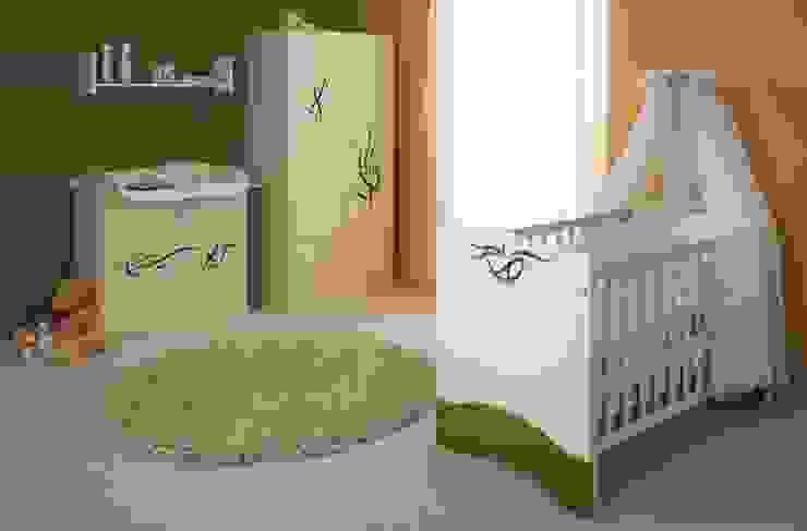 Babyzimmer Tatoo Moderne Kinderzimmer von Möbelgeschäft MEBLIK Modern