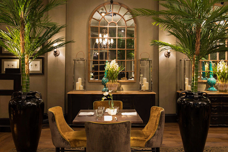 The Ship Hotel, Chichester, West Sussex Kolonyal Oteller The Silkroad Interior Design Kolonyal