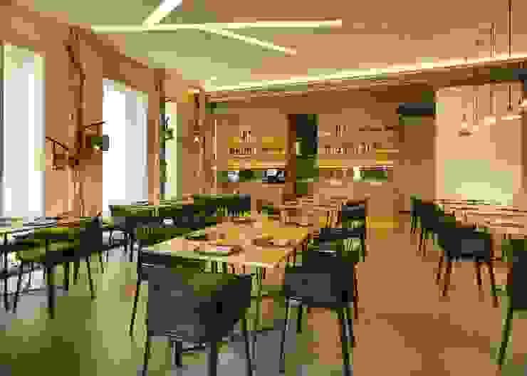 Moderne Gastronomie von margarotger interiorisme Modern