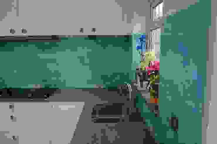 Printed Kitchen Glass Splashbacks: modern  by bohdan.duha, Modern