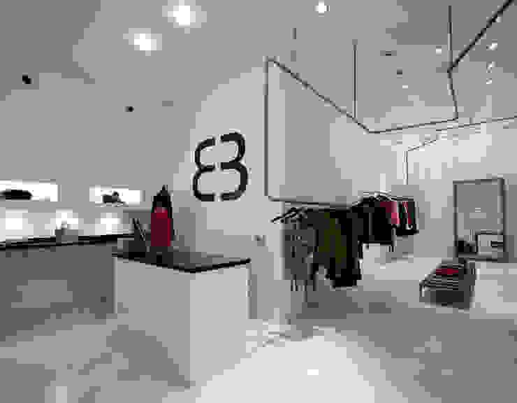 Espaces commerciaux minimalistes par Murado & Elvira Minimaliste