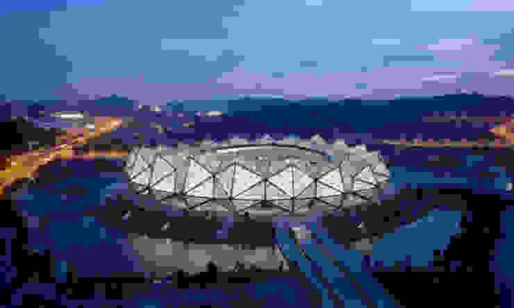 Shenzhen Universiade Sports Center, 2011 Moderne Stadien von Conceptlicht GmbH Modern