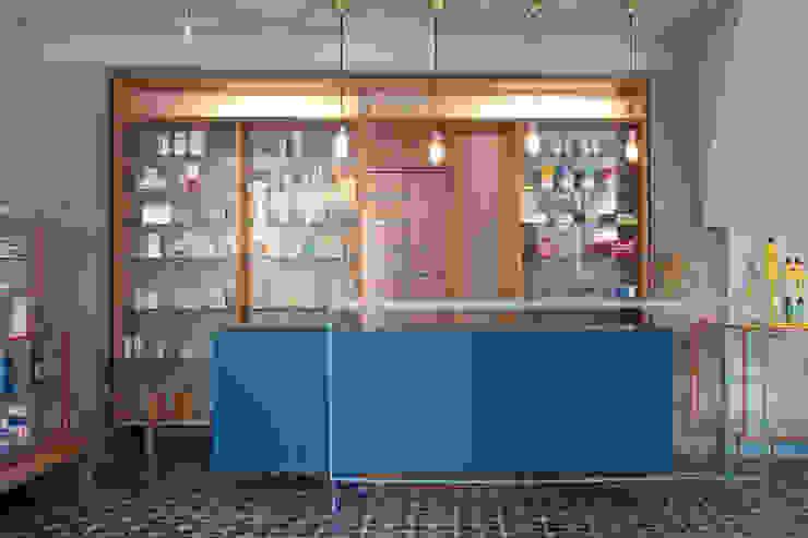 Farmacia de los Austrias Espacios de Stone Designs