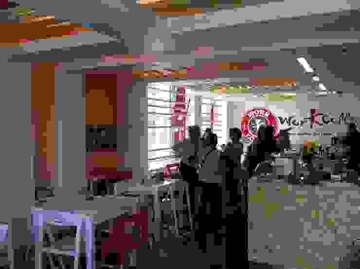 Workcoffee Bergamo di ARCHITECNO Rustico