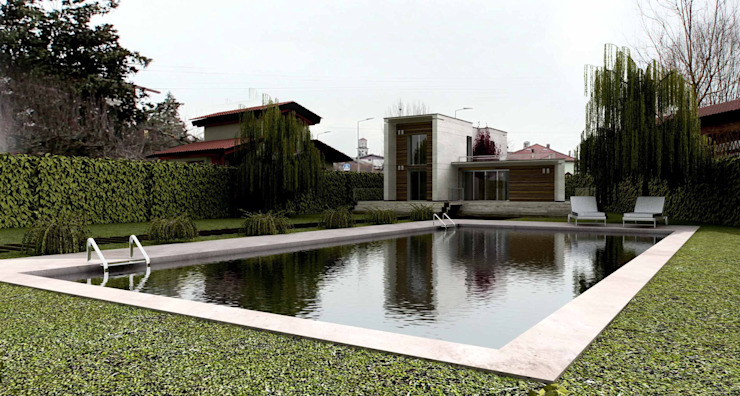 Villa Santa Giustina Case di studium architecturae