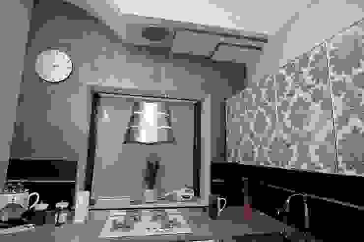 La <q>Faveur</q> Cucina moderna di Marco Maria Statella - Architect Moderno