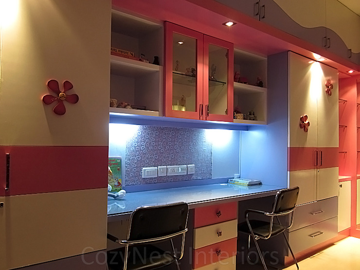Agarwal Residence Modern nursery/kids room by Cozy Nest Interiors Modern