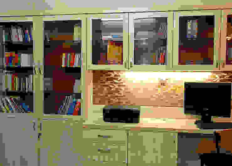 Ramaiyan Residence Modern study/office by Cozy Nest Interiors Modern