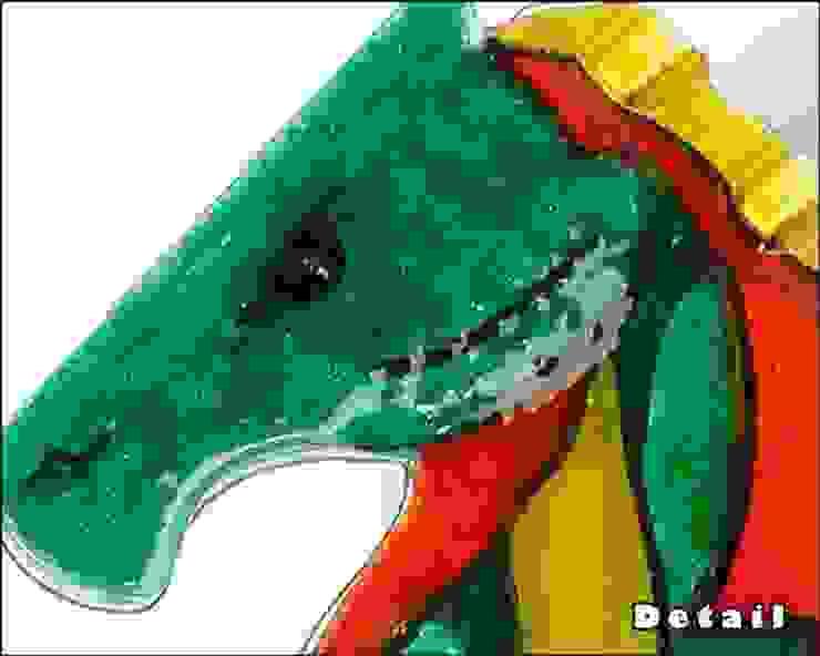 L'Inganno - Scultura in vetro di The V-Studio Moderno