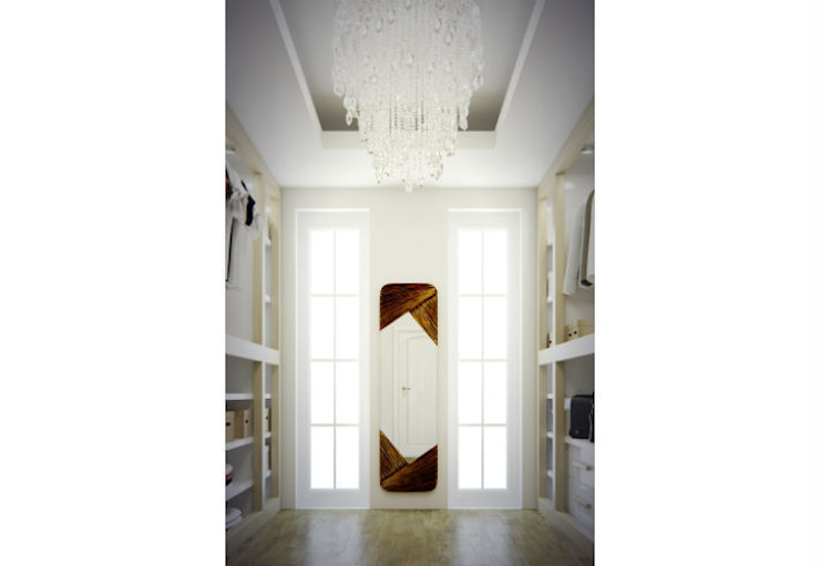 Mirror Delicacy: eclectic  by Adonis Pauli HOME JEWELS, Eclectic