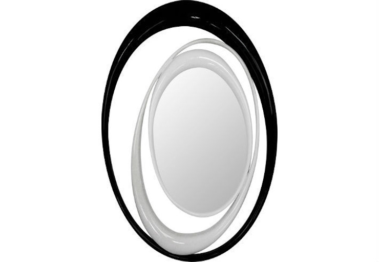 Mirror Full Circle: eclectic  by Adonis Pauli HOME JEWELS, Eclectic