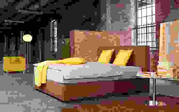 Dreamswiss Boxspring Schlafzimmer von Bodamer Inneneinrichtungen