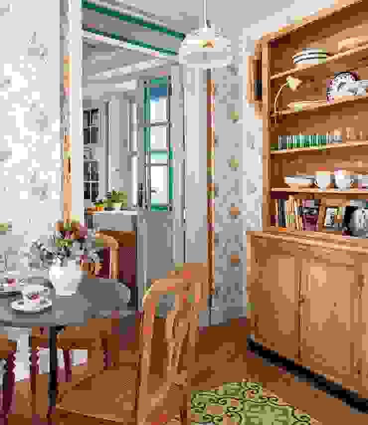 Simetrika Rehabilitación Integral Classic style dining room