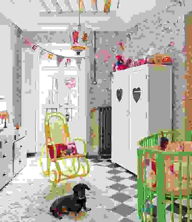 Simetrika Rehabilitación Integral Nursery/kid's room