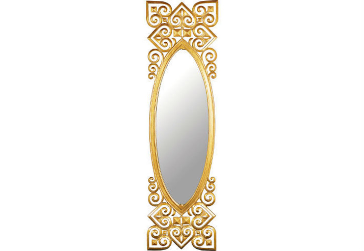 Mirror Dervish: eclectic  by Adonis Pauli HOME JEWELS, Eclectic