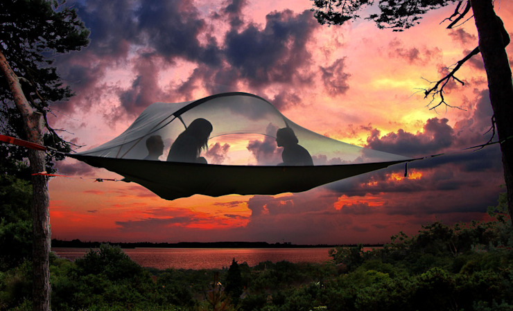 The Tentsile Stingray Tentsile 花園鞦韆與玩具