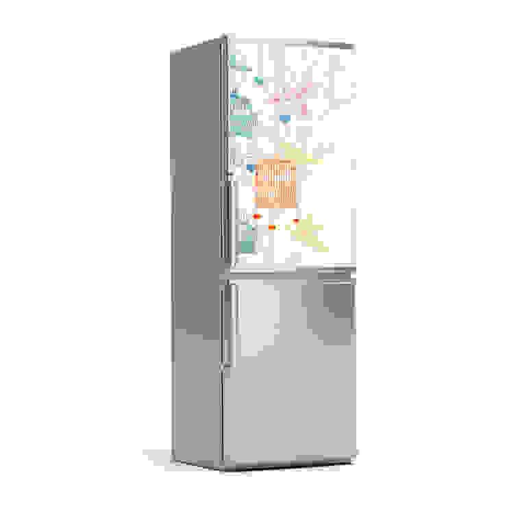 Kühlschrankfolie - Birdcage: modern  von homify,Modern