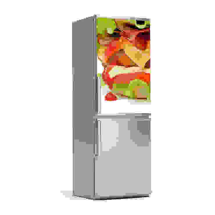 Kühlschrankfolie - Burger:   von creatisto GmbH,Ausgefallen