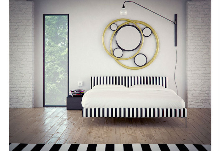 Mirror Inseparable: eclectic  by Adonis Pauli HOME JEWELS, Eclectic
