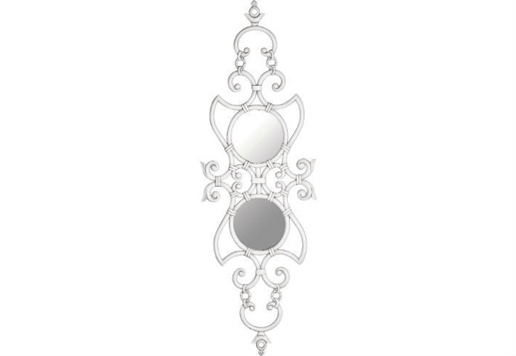 Mirror Delilah: eclectic  by Adonis Pauli HOME JEWELS, Eclectic