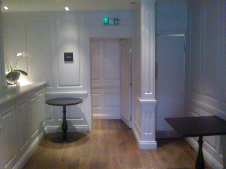 Made to Order Georgian Panelling: classic  by The UK's Leading Wall Panelling Experts Team, Classic