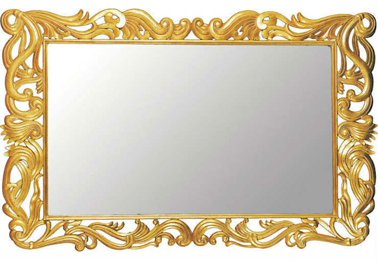 Mirror Firenze: eclectic  by Adonis Pauli HOME JEWELS, Eclectic