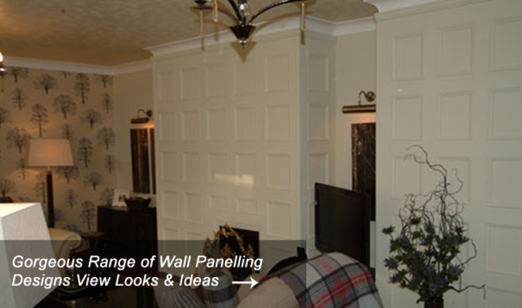 60 Minute Wall Panelling with Interior Designer John Amabile by The UK's Leading Wall Panelling Experts Team