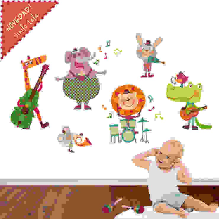 Vinilos infantiles de tela de Decohappy