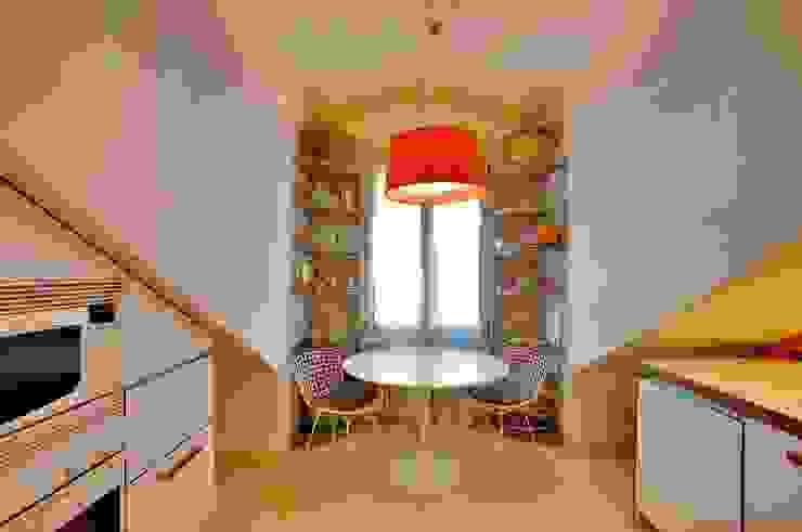 Houses Case di SILVIA MASSA STUDIO