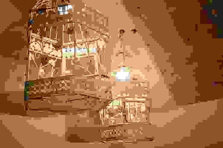 B+P architetti Mediterranean style bedroom