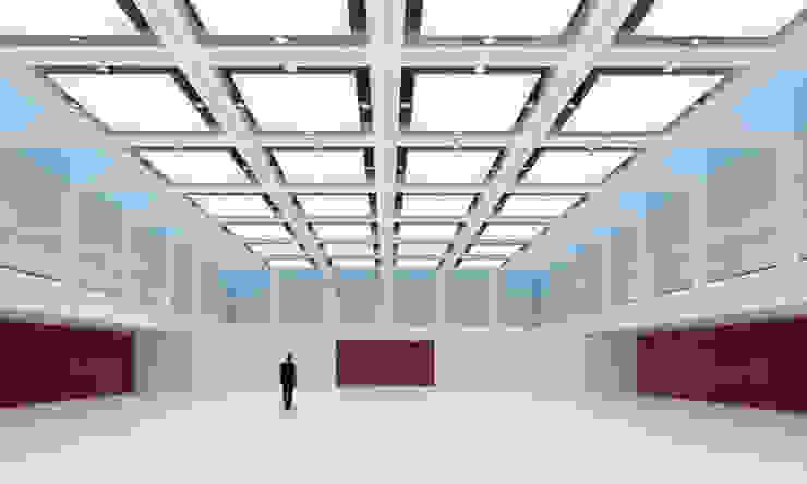 Nationalmuseum China, Neubau, 2011 Moderne Museen von Conceptlicht GmbH Modern