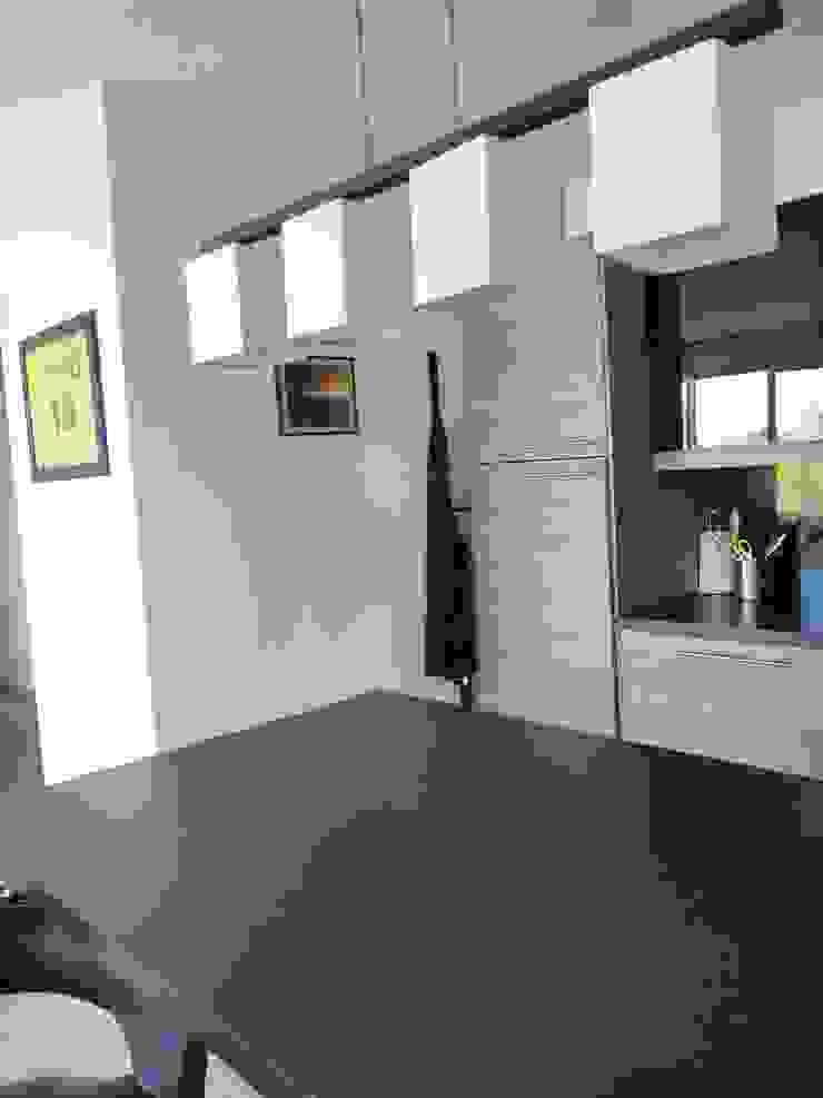 Aménagement d'une cuisine à Lardenne (31) Cuisine moderne par Audrey Ardalan Moderne